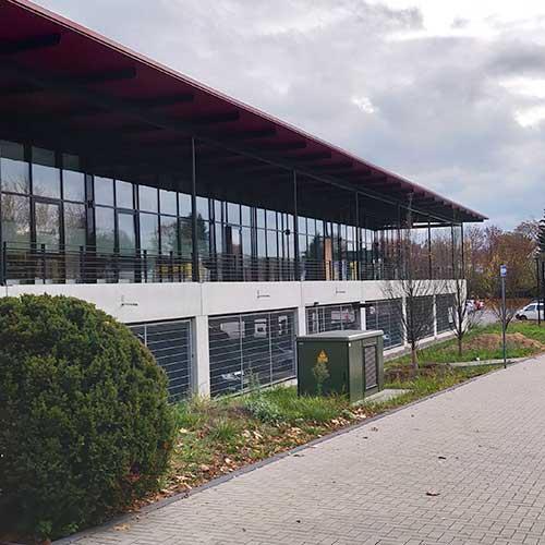 Die Physiotherapiepraxis Sporthicum - Das Therapiezentrum befindet sich im Campus Gronau